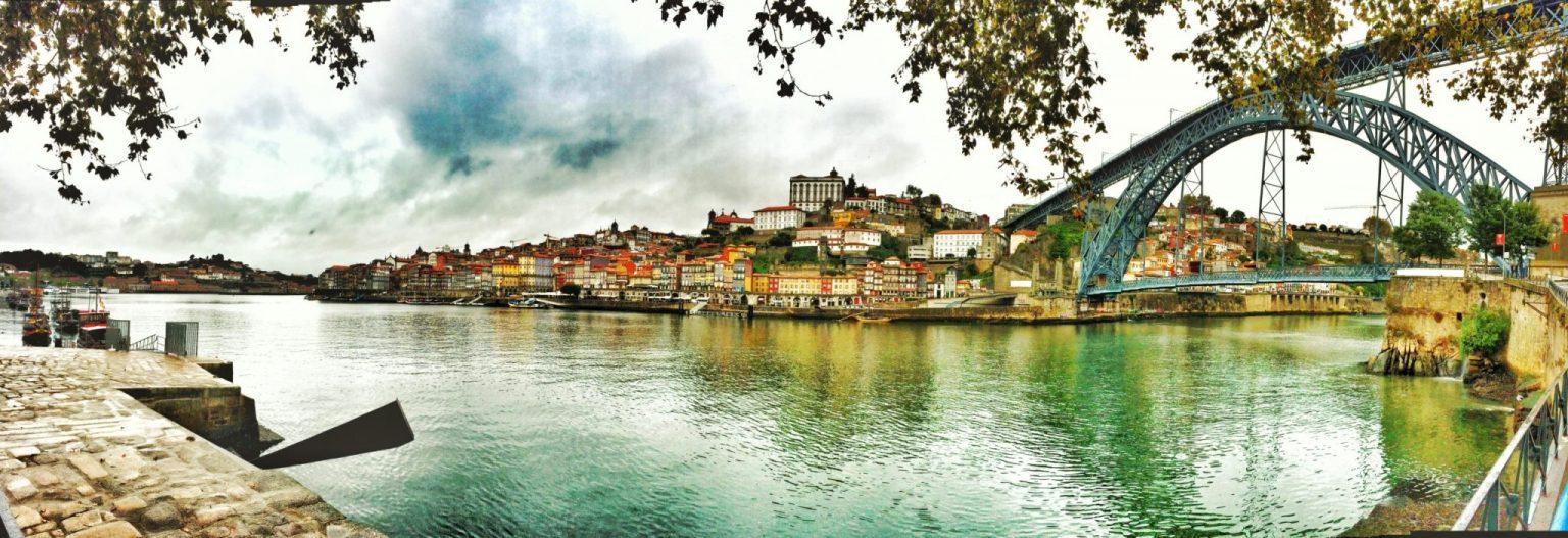 Porto vanuit Vila Nova de Gaia